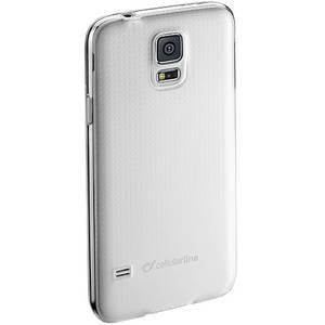 Husa Protectie Spate Cellularline FINECGALS5T Transparent pentru SAMSUNG Galaxy S5