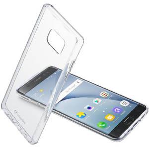 Husa Protectie Spate Cellularline CLEARDUONOTE7T Clear Duo Transparent pentru SAMSUNG Galaxy Note 7