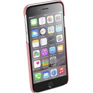 Husa Protectie Spate Cellularline SATINIPH647R Satin Rosu pentru APPLE iPhone 6, iPhone 6S