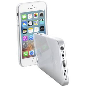 Husa Protectie Spate Cellularline ZEROIPH5T Ultra Slim Gri pentru APPLE iPhone SE