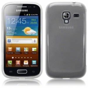 Husa Protectie Spate Cellularline INVISIBLECACE2 Invisible Transparent pentru SAMSUNG Galaxy Ace 2