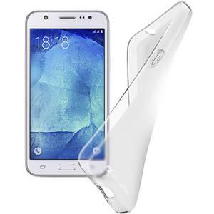 Husa Protectie Spate Cellularline SHAPECGALAXYJ2T Transparent pentru SAMSUNG Galaxy J2