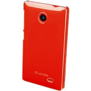 Husa Protectie Spate Cellularline INVISIBLECX Transparent pentru SAMSUNG Galaxy Premier