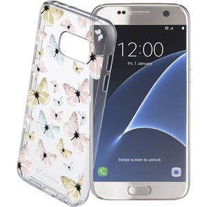 Husa Protectie Spate CELLULARLINE STYCFLYGALS7 Fly Transparent pentru Samsung Galaxy S7