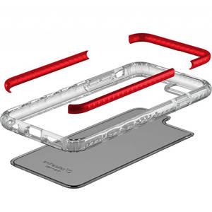 Husa Protectie Spate Cellularline TETRACPROIPH747R Tetra Pro pentru Apple iPhone 7