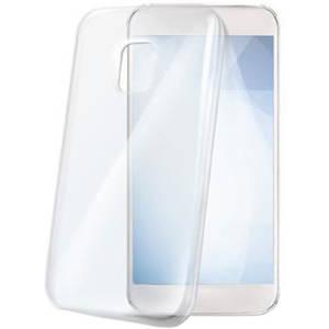 Husa Protectie Spate Celly GELSKIN577 Transparent pentru LG K8
