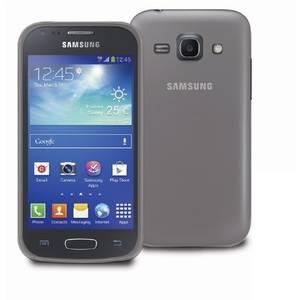 Husa Protectie Spate Celly GELSKIN349 Transparent pentru SAMSUNG Galaxy Ace 3
