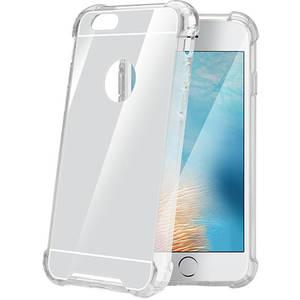 Husa Protectie Spate Celly ARMORMIR800SV Armor Argintiu pentru Apple iPhone 7