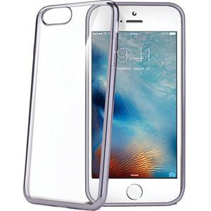 Husa Protectie Spate Celly LASER801DS Bumper Violet pentru Apple iPhone 7 Plus