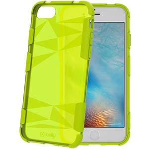 Husa Protectie Spate Celly PRYSMA800GN Prysma Verde pentru Apple iPhone 7