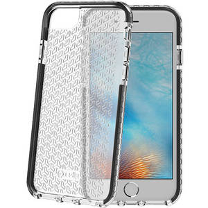 Husa Protectie Spate Celly HEXAGON800BK Hexagon Negru pentru Apple iPhone 7