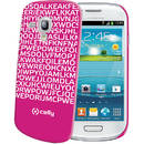CLOVE280FS Clove Hidden Message Roz pentru SAMSUNG Galaxy S3 Mini