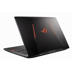 Laptop Asus ROG STRIX GL553VW-FY025D 15.6 inch Full HD Intel Core i7-6700HQ 16GB DDR4 1TB HDD 128GB SSD nVidia GeForce GTX 960M 4GB Black