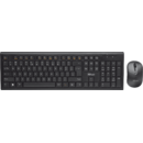 Kit tastatura si mouse Trust Nola Wireless Black