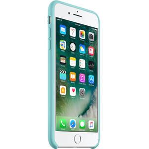 Husa Protectie Spate MMQY2 Sea Silicon Albastru pentru Apple iPhone 7 Plus