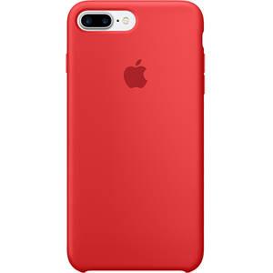 Husa Protectie Spate MMQV2 Silicon Rosu pentru Apple iPhone 7 Plus