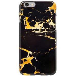 Husa Protectie Spate Case Scenario CS-IP6S-C01 Black Gold Marble Multicolor pentru APPLE iPhone 6, iPhone 6S
