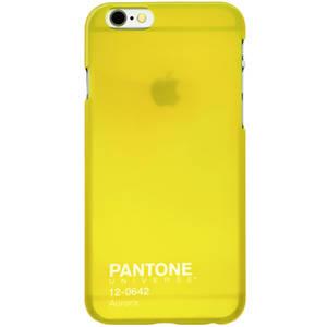 Husa Protectie Spate Case Scenario PA-IP6S-TR03 Pantone Aurora Galben pentru APPLE iPhone 6, iPhone 6S