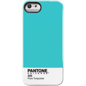 Husa Protectie Spate Case Scenario PA-IPH5-PT Pantone Pure Turquoise Albastru pentru APPLE iPhone 5s, iPhone SE
