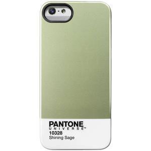 Husa Protectie Spate Case Scenario PA-IPH5-M-SS Pantone Shinning Sage Gri pentru APPLE iPhone 5s, iPhone SE