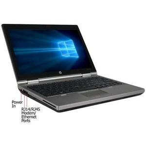 Laptop refurbished HP EliteBook 2570p I5-3210M 2.5Ghz 4GB DDR3 320GB HDD 12.5inch Windows 10 Home