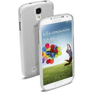 Husa Protectie Spate Cellularline FINECGALAXYS4T Fine Transparent pentru SAMSUNG Galaxy S4