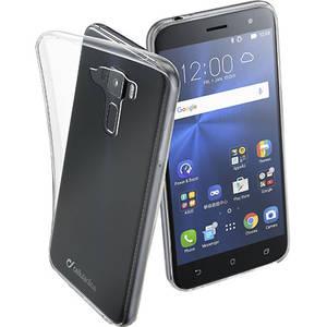 Husa Protectie Spate Cellularline FINECASUSZEN352T Transparent pentru ASUS Zenfone 3 ZE520KL 5.2