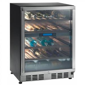 Vitrina frigorifica Candy CCVB 120 X 120 L 35 sticle LED