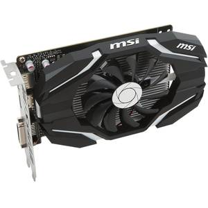 Placa video MSI nVidia GeForce GTX 1050 Ti OC 4GB DDR5 128bit