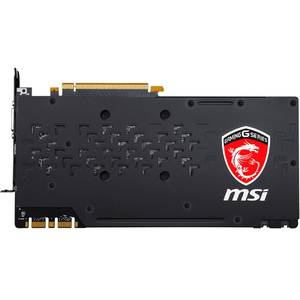 Placa video MSI nVidia GeForce GTX 1080 GAMING Z 8GB DDR5X 256bit