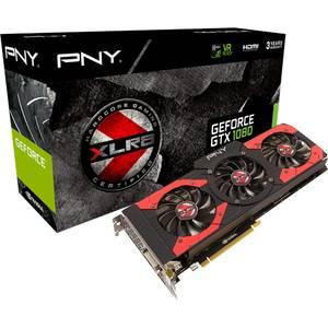 Placa video PNY nVidia GeForce GTX 1080 XLR8 OC GAMING 8GB DDR5X 256bit