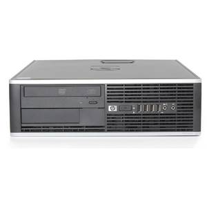 Desktop PC refurbished HP Elite 8000 Core 2 Duo E7500 2.93GHz 4GB DDR3 160GB HDD Sata DVDRW Desktop Soft Preinstalat Windows10 Home