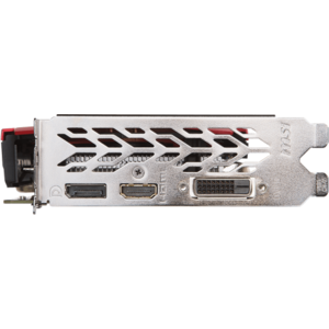 Placa video MSI VIDEO PCI-E GTX 1050 GAMING X 2GB 128 bit