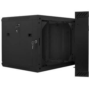 Rack LANBERG 19 inch 9U 600x600 mm Black