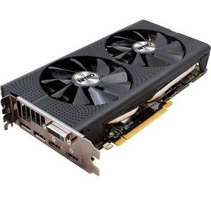 Placa video Sapphire Radeon RX 470 Nitro+ 4GB GDDR5 256 bit