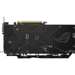 Placa video Asus nVidia GeForce GTX 1050 Ti STRIX GAMING OC 4GB DDR5 128bit