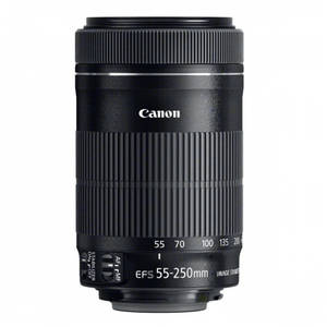 Obiectiv Canon EF-S 55-250mm f/4-5.6 IS STM