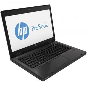 Laptop refurbished HP ProBook 6470b i5-3210M 4GB DDR3 128SSD DVD-RW 14 inch Soft preinstalat Windows 10 Home