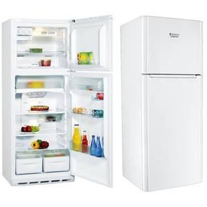 Combina frigorifica Hotpoint ENTM 18210 VW 414 l, A+ Fan Cooling, alb