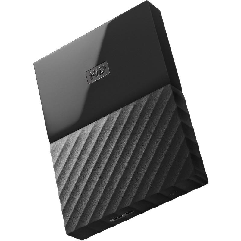 Hard Disk Extern My Passport New For Mac 1tb 3.5 Inch Usb 3.0 Black