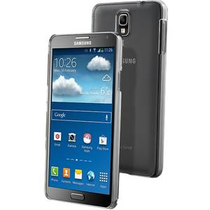 Husa Protectie Spate Cellularline INVISIBLECPHNOTE3N Invisible Transparent pentru SAMSUNG Galaxy Note 3, Galaxy Note 3 Neo