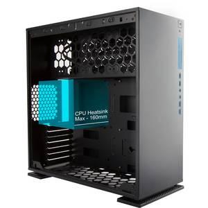 Carcasa In Win 303 Black