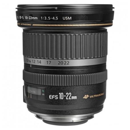 Obiectiv Ef-s 10-22mm F/3.5-4.5 Usm