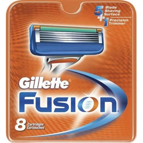 Rezerva aparat de ras Fusion Manual 8 buc thumbnail