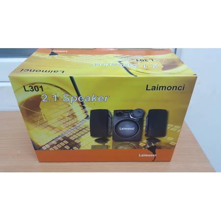 Boxe Laimonci L301 2.1 RMS 5W Negru