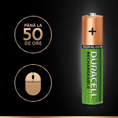 Acumulator Duracell AAAK2 800mAh 2buc Verde