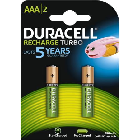 Acumulatori Duracell AAAK2 800mAh 2buc Verde
