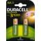 Acumulatori Duracell AAK2 1300mAh 2buc Verde