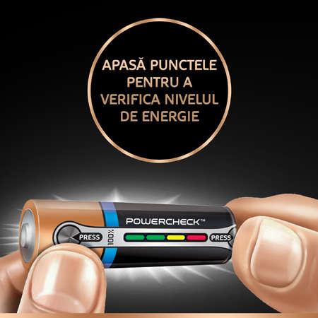 Baterie Duracell Turbo Max AA LR06 2buc Negru