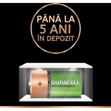 Acumulatori Duracell C 2200mAh Verde